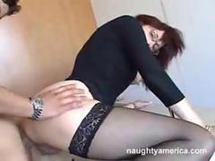 Sex Teacher Fucked In Her Ass