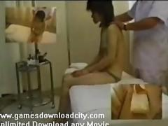 Hidden Camera in Massage Room Nude