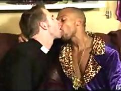 Gay Pimp Fucks a Priest!