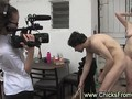 Behind the scenes at Australian porn shoot