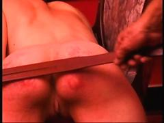 Annabelle whipped and spanked
