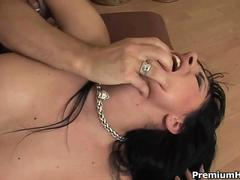 Massage girl offers some extras segment