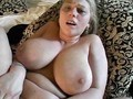 Hot blonde wife in homemade sex tape