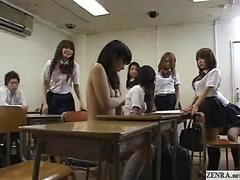 Naked in school japan only on tuesday but today is monday movie 2