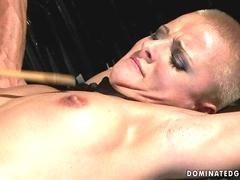 Sexy girl getting punished and fucked segment