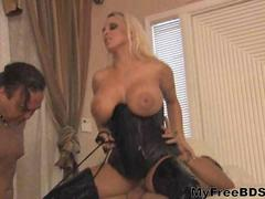 Cuckold Slave Threesomes Not Wife Not Amateur bdsm bondage slave femdom domination