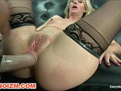 Mature Slave Anal Submission and Fetish