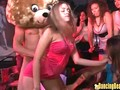 Cute Girls Suck the Bear Strippers Cock