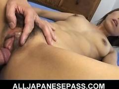 Ren ito looks fantastic with a cock shoved deep into her japanese pussy segment