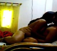 Indian Kanpur lovers fuck in hotel