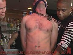 Fucked in the Ass at a Gay Bar