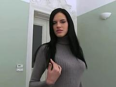 Female model fuck with fake agent