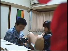 Students Room Pussy Licking And Fingered