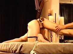 CBT Predicament Bondage...If you move it hurts more
