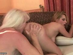 Old young lesbian love compilation feature