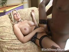 Blond julia ann gets fucked by a bbc clip