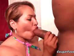 Busty whore gets fucked by Shorty Mac