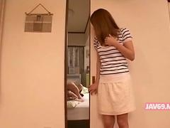 Beautiful hot japanese girl fucking segment