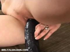 hot blonde slut is down to gets a strong orgasm
