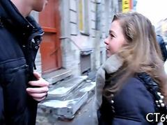 small titty Russian teen getting freaky a bit