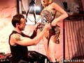 master playing with hot slavegirl clip