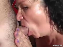 Granny still loves anal