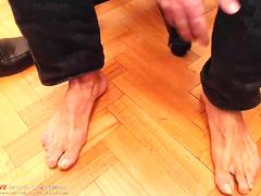 Muscle Feet Foot Fetish