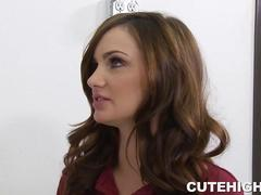 Lily Carter Banged by Coach