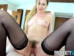 PropertySex Shady Ass Real Estate Agent Tricks Client Into Buying House