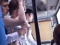 Asian slut gets slammed in the BUS and no one notices