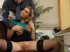 Most Amazing Ass In The Office Finally Fucked Mia Malkova