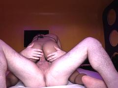Small Titted Ladyboy Teen Rimming