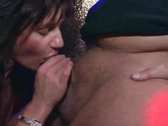 Kinky Euro MILF EVE on swinger orgy