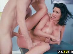 Danny D drills Veronica Avluvs pussy doggystyle