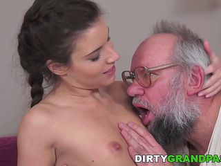 petite anita bellini loves older cock