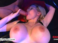 Big Boobs Duo cum fest -  German Goo Girls