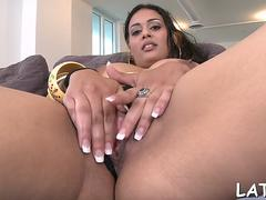 busty latina adores cockriding hard film 1