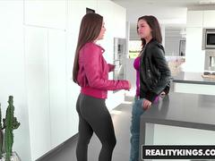 RealityKings - We Live Together - Abigail Mac Shae Summers - Girlie Grind