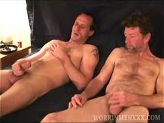 Mature Amateurs Steve and Jersey