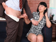 Sonia wants to feel her teachers cum inside her mouth and tongue