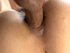 Asian babe loves to rides hot cock and enjoy