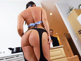 Brittany Shae Loves Anal With Huge Cock