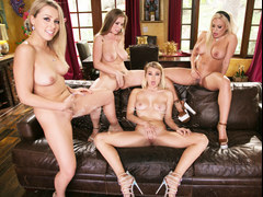 Squirting Stories - Zoey Monroe, Luna Star, Natalia Starr and Lena Paul